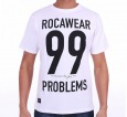 "R1503T001 ""99 PROBLEMS""  White"